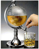 OzzyHome Globe Shaped Beverage Liquor Dispenser Drink