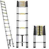 Aluminium Telescopic Ladder (2.6m)