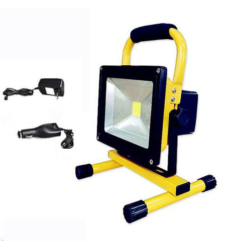 20W Rechargeable LED Flood Light