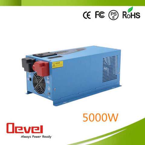 Devel LPT-5000, 5000W Pure Sinewave UPS Charger Inverter