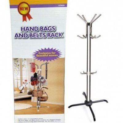 Handbag & Belt Rack