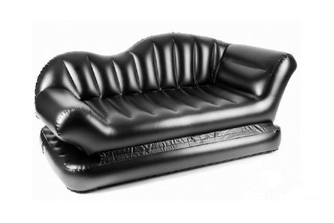 Air Comfort Lounger & Inflatable Sofa Cum Bed