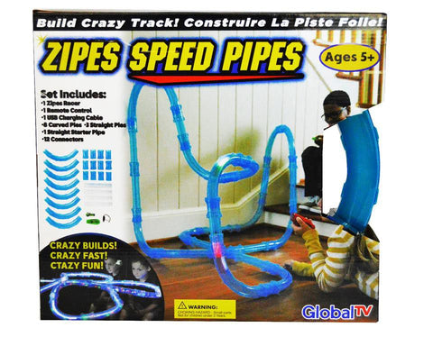 Toyking Zipes Speed Pipes