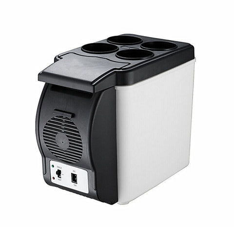 Portable 6L 2-in-1 Cooling & Warming Refrigerator