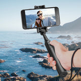 Anker Bluetooth Selfie Stick Highly-Extendable & Compact Handheld Monopod With Long Battery Life