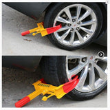 Anti-Theft Car Wheel Lock Clamp