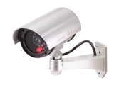 Dummy IR Security Camera With Led Flashing Light