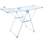 Foldable Cloth Dryer Rack - Blue