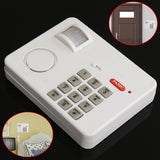 Infrared Alarm With Password