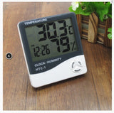 LCD Digital Temperature&Humidity Meter