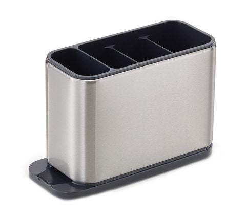 Image result for stainless steel cutlery holder and self drainer