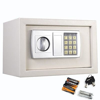 Electronic Digital Safe Box - Medium