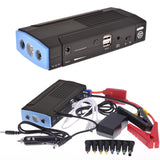 Multi-functional Car Jump Starter & Portable External Battery Charger - 20000mah