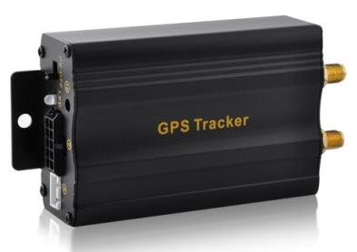 Car GPS Tracker and Data Logger