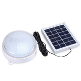 Solar Powered LED Wall Lamp Ceiling Lamp Day/Night Sensor Control