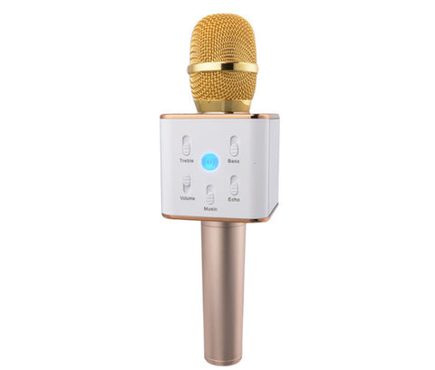 wireless microphone bluetooth speaker mobile high sensitive