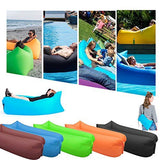 Portable Inflatable Air Bed & Sofa Lounger