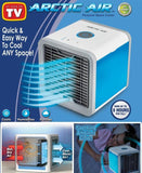Arctic Air Conditioner Portable Fan Personal Space Air Cooler/Humidifier/Cleaner