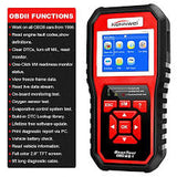 KONNWEI KW850 Scanner Car Engine Fault Code Reader