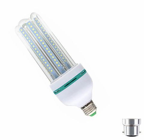 24W 220V 4U LED CORN LIGHT 2 PACK