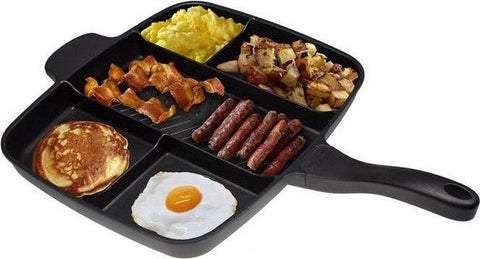 Magic 5 in 1 Non Stick Frying Pan