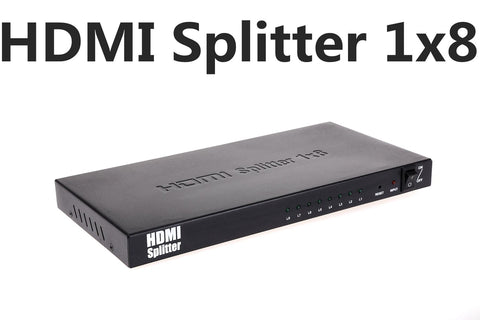 HDMI Splitter 1x8