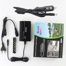 Universal Laptop Car & Home Charger Adapter -120W