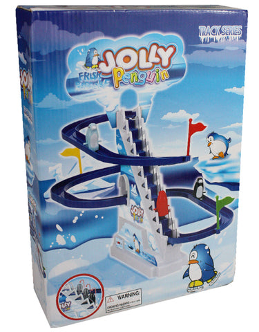 Jolly Penguin Game