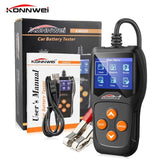 KONNWEI KW600 CAR BATTERY TESTER