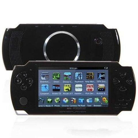 Handles Game Player 4.3inch PSP Mp5 Player