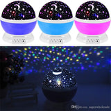 Star Master Night Light