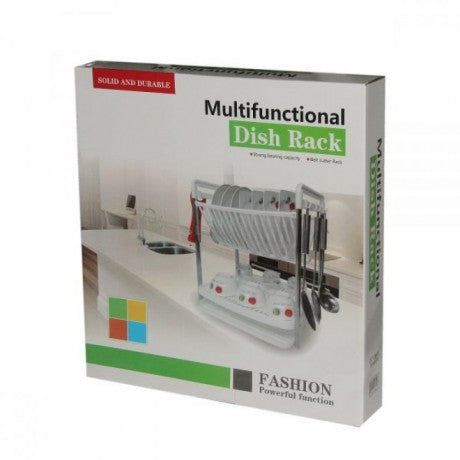 Multi Function Folding Dish Rack