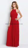 Bridgette Wine Red Maxi