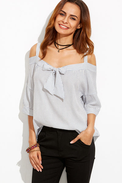 KATHEY BOW TOP