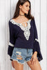Debbra Bell Sleeve top