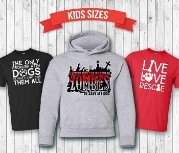 Kids & Youth Sizes