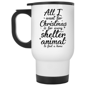 All I Want For Christmas - Mugs Rescuers Club
