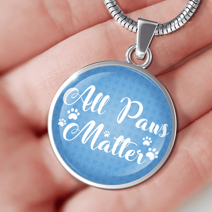 All Paws Matter - Pendant Rescuers Club