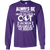 Load image into Gallery viewer, Always Be A Cat Rescuer - Long Sleeve T Shirt Rescuers Club