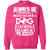 Load image into Gallery viewer, Always Be A Dog Rescuer - Sweatshirt Rescuers Club