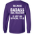Load image into Gallery viewer, Bad*ss Dog Mom Rescuer - Long Sleeve T Shirt Rescuers Club