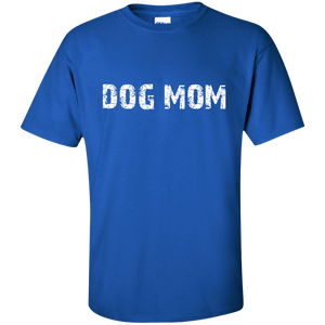 Bad*ss Dog Mom Rescuer - T Shirt Rescuers Club