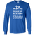 Load image into Gallery viewer, Best Deal Ever Made - Long Sleeve T Shirt Rescuers Club