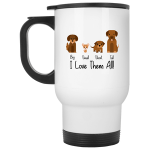 Big Small Short Tall - Mugs Rescuers Club