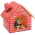 Load image into Gallery viewer, Brick Dog House Bed Rescuers Club