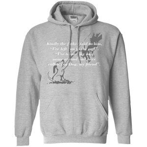 Called You Dog My Friend - Hoodie Rescuers Club