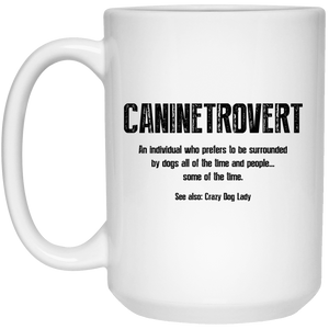Caninetrovert - Mugs Rescuers Club