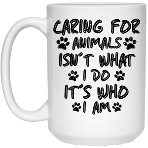 Caring For Animals - Mugs Rescuers Club