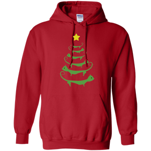 Cat Christmas Tree - Hoodie Rescuers Club
