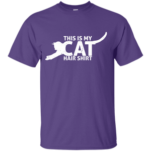 Cat Hair Shirt - T Shirt